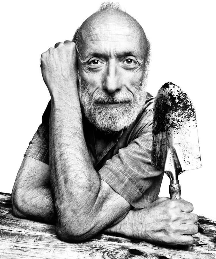 Carlo Petrini, fundador del movimiento internacional Slow Food