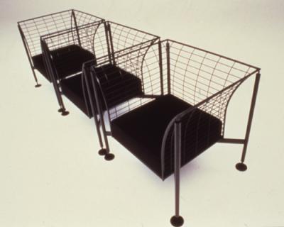 Silla NY Chair-II (1986)